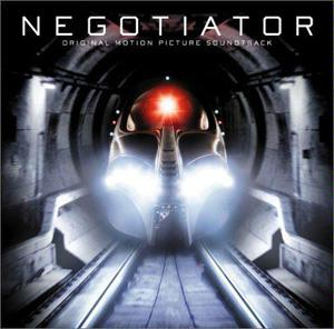 「交渉人 真下正義」オリジナルサウンドトラック NEGOTIATOR